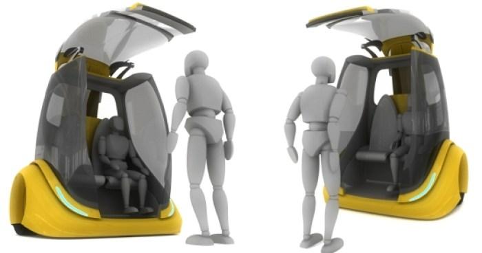 Robo-Taxi