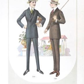 MEN: Spice Up Your Spring Wardrobe