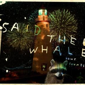Indie Radar: Said The Whale