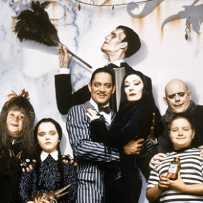 Halloween Costume: The Addams Family