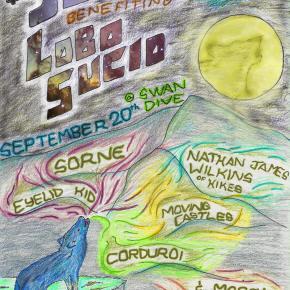 $3 Shows Fundraiser for Lobo Sucio Creative