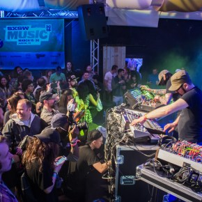SXSW Photography By Nathan Edge
