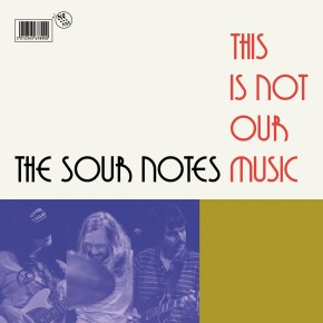 "ANON Premiere: The Sour Notes Cover The Ronettes' ""When I Saw You"""
