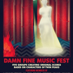 Damn Fine Music Fest: A Celebration of Twin Peaks at Cheer Up Charlies