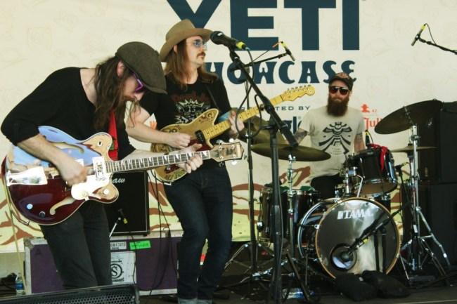 Banditos Guitar Drums 1