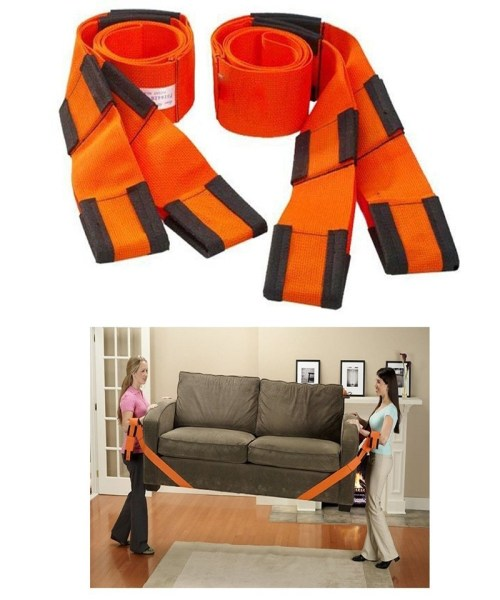 Furniture Moving Belt Team Straps
