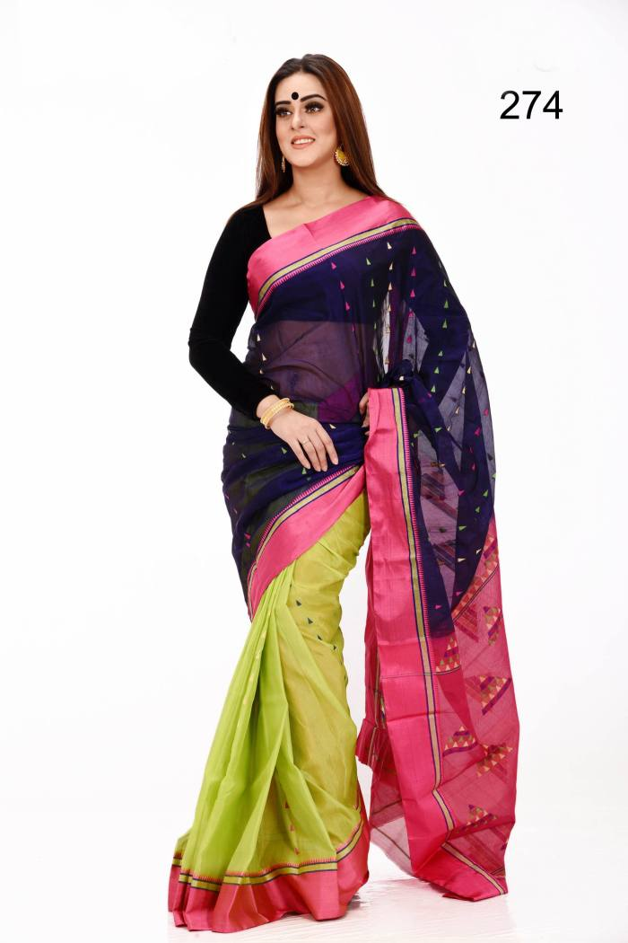 Tangail Cotton Saree 274