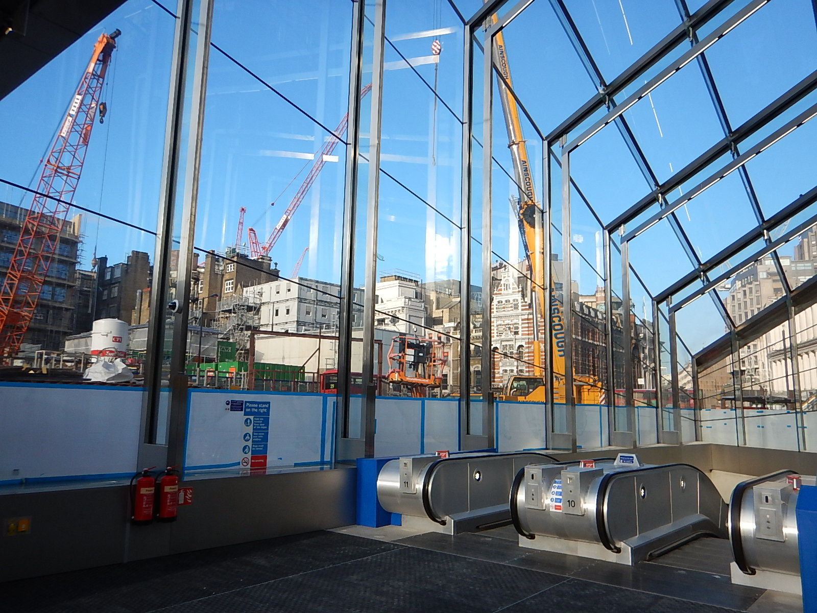 Tottenham Court Road Station Gains A Giant Fosterito The