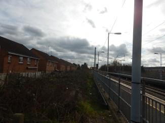 Behind The London Bound Platform