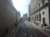 Along Princes Street To Bank Junction