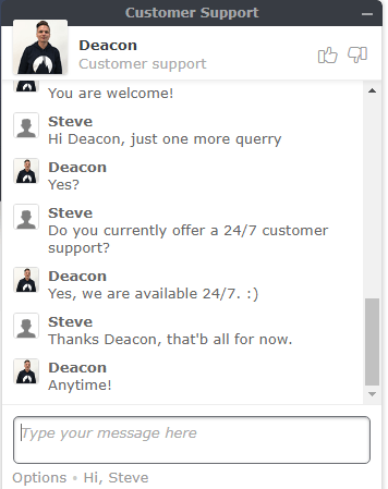 NordVPN Customer Support