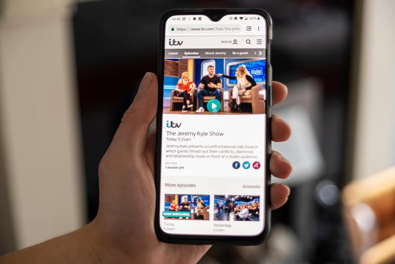 ITV Hub Compatibiity