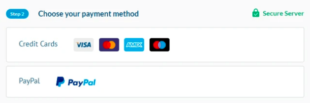Hola VPN Payment Methods