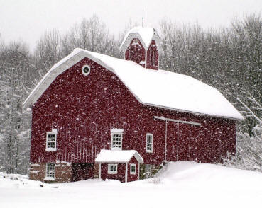 red-barn-snow