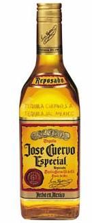 Cuervo Bottle