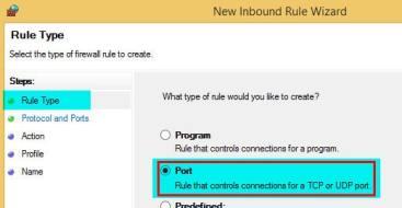 Windows Firewall Rule 17