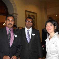 Melbourne Australia with business Delegates