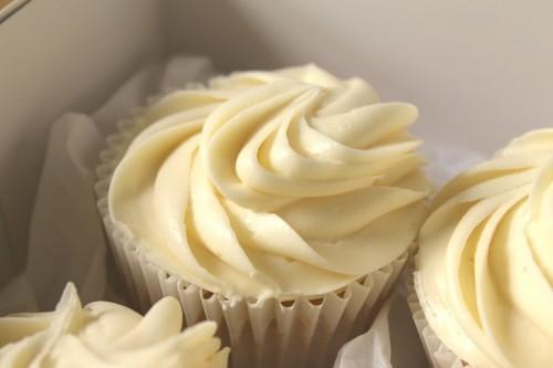 black russian cupcake
