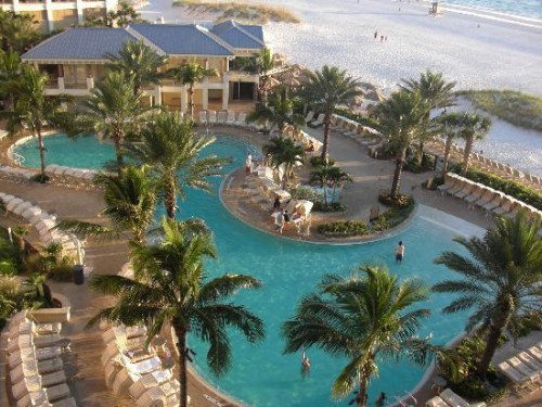 Family Beach Resorts Florida