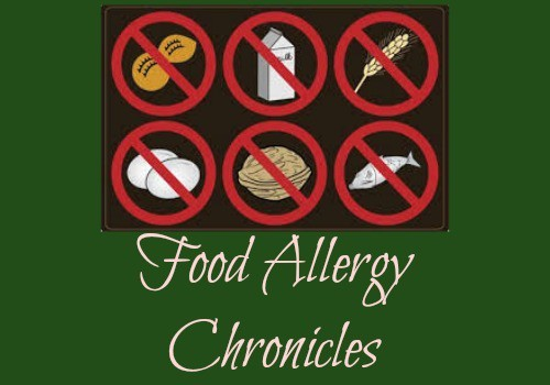 food allergy chronicles logo