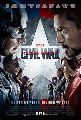 Captain America Civil War Spiderman