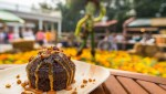 Foodie Friday: Buttermilk Chocolate Cake with Jack Daniels Caramel Sauce and Spiced Pecans