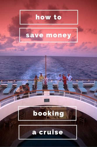 Save Money Booking Cruise