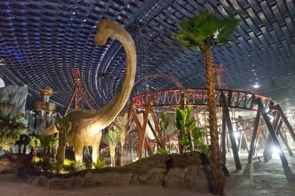 Dubai Worlds Largest Indoor Theme Park