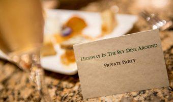 Highway in the Sky Dine-Around Begins Dec. 2 at Walt Disney World Resort