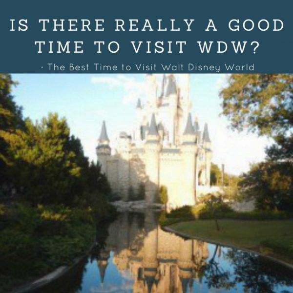 Best Time Visit Disney