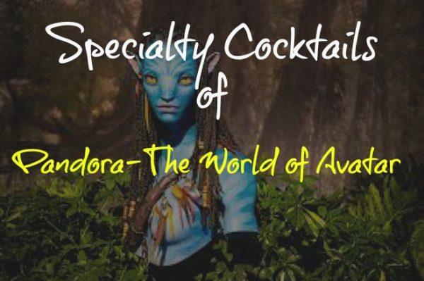 Cocktails Pandora World Avatar