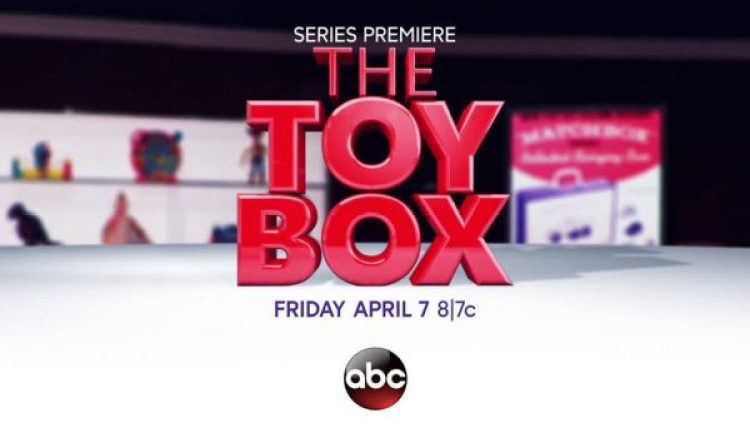 Toy Box ABC