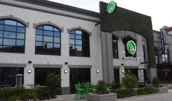 Celebrating Summer in Myrtle Beach Wahlburger's Style
