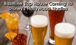 New Baseline Tap House Part of New Grand Avenue Area at Disney's Hollywood Studios