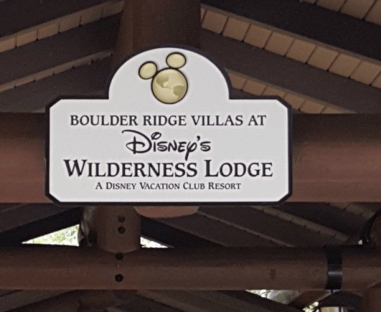 Boulder Ridge Villas Wilderness Lodge