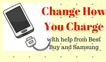 Change How You Charge with Help from Best Buy and Samsung