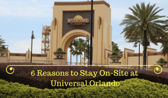 Top 6 Reasons to Stay On-Site at Universal Orlando