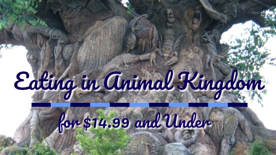Budget Food Animal Kingdom