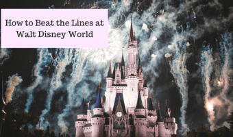 How to Beat the Lines at Walt Disney World