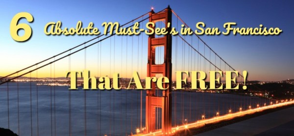 Free Things San Francisco