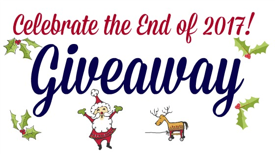End 2017 Giveaway