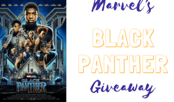 Marvel's Black Panther is Opening Soon – Let's Celebrate with a Giveaway!