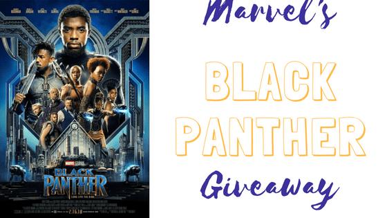 Marvels Black Panther Giveaway