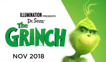 You're a Mean One Mr. Grinch! The Grinch Opens This November!