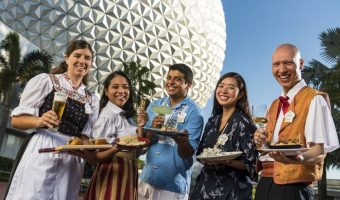 #TasteEpcot – What's New for the 2018 Epcot Food & Wine Festival
