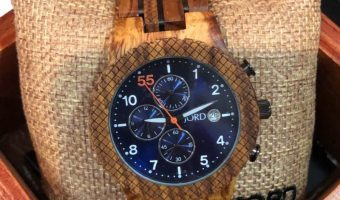 Wooden Watches: A Unique Spring Accessory from JORD Watches – Classic Elegance