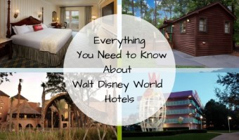Everything You Need to Know About WDW Hotels