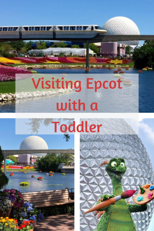 Epcot Toddlers