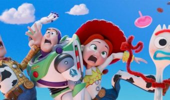They're Back! And I Can't Wait! Toy Story 4 Trailers!