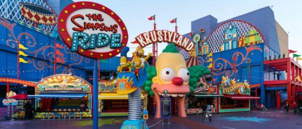 Amazing Parks Universal Hollywood